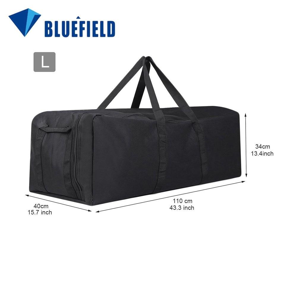 Bluefield Lightweight Water Resistant Heavy Duty Duffel Gear Bags Camping ALS88