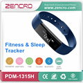 China Manufacturer Smart Bracelet Pedometer Watch Veryfit for Heart Rate