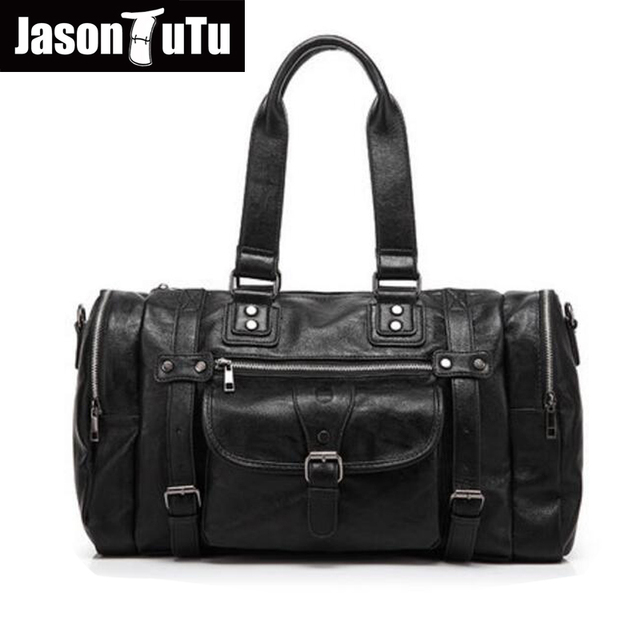Designer handbags high quality Genuine Leather men bag European Travel Bags Shoulder Crossbody bags Vintage Male bag Totes HN115