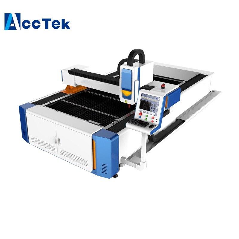 High Speed Laser Metal Cutter 500W 750W 1000W 2000W 3KW 4KW IPG Raycus Fiber Laser Metal Cutting Machine