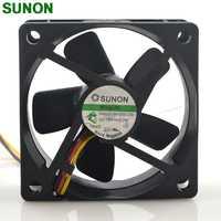 Sunon HA60251V4-0000-C99 6CM 6025 60mm DC fan 12V 0.7W Maglev silent fan