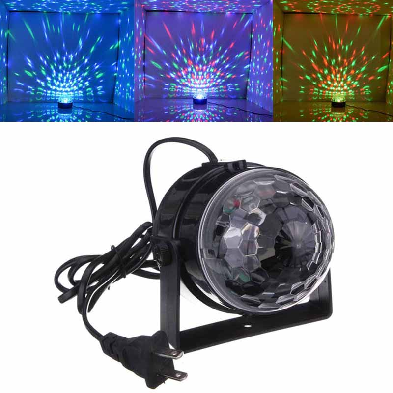 INHONEY Romantic Store Magic Ball LED Stage Light Lighting for Wedding Christmas kids birthday party dancing bedroom New Year Celebrations supplies