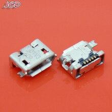 JCD Nieuwe 5 Pin Micro usb voor Nokia N85 N86 N95 E66 C5 00 C2 E603 E610 E52 poort opladen, USB jack, USB connector, USB plug socket