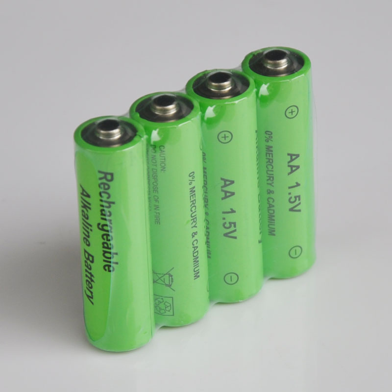 Image 3 - 20PCS 1.5V 3000mah AA Battery alkaline Rechargeable Battery for Flashlight rechargeable Battery Portable LED powerbank cr123a-in Rechargeable Batteries from Consumer Electronics