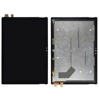 Высокое качество ЖК дисплей Экран и планшета Полное собрание ЖК дисплей Замена Стекло для microsoft Surface Pro 4 v1.0