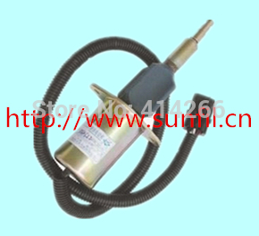 Free shipping Wholesale Shutdown Solenoid 3964621 SA-5006-12 12V,3PCS/LOT free shipping wholesale shutdown solenoid 2001 12e2u1 d513 a32v12 12v 3pcs lot