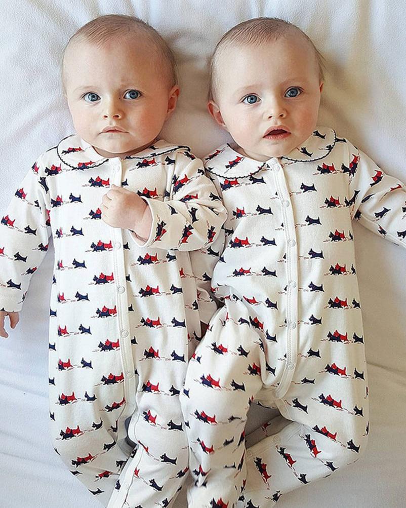Clever 0-3 Jahre Baby Baumwolle Ropmer Kleidung Neugeborenen Kinder Herbst Winter Langarm Baby Overall Klettern Kleidung Handy Straps