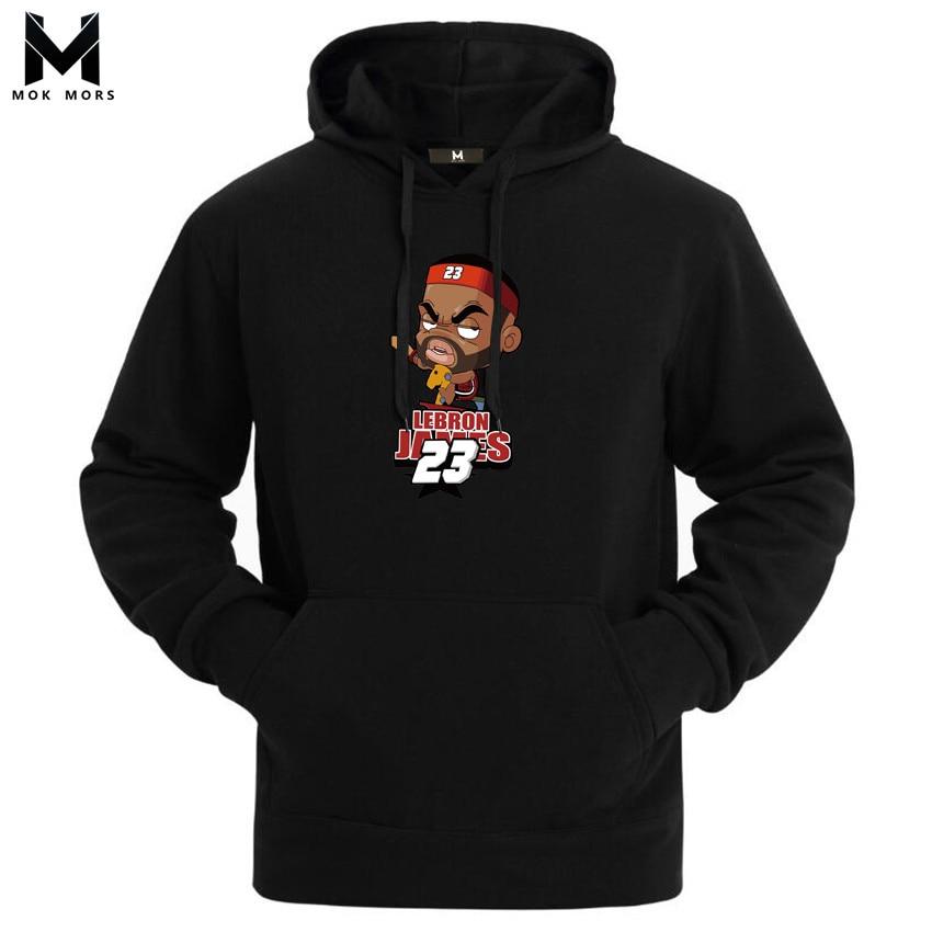 Men Sweatshirt Clothing Spring Fashion Hoodies 23-Printing-Pattern Casual Tops Slim Male