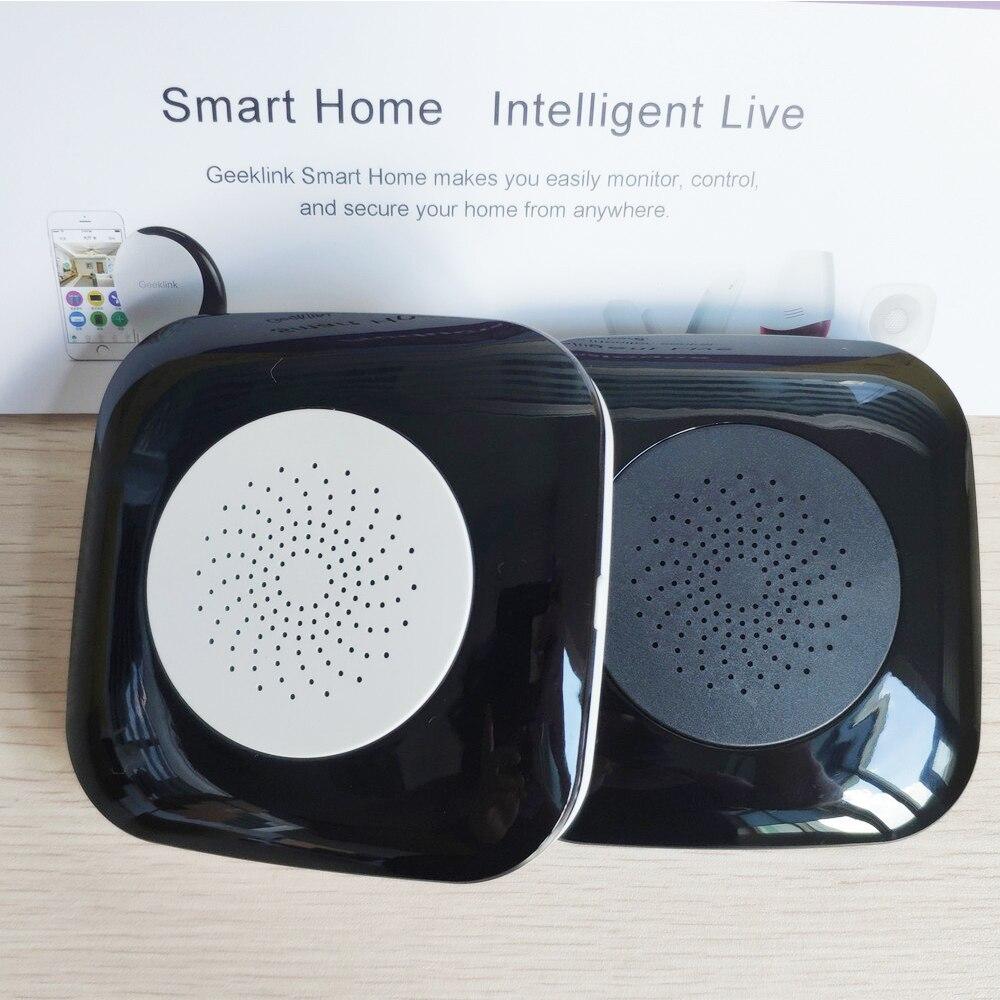 Geeklink Mini Hôte Vocale D'automatisation télécommande WiFi + IR + RF + 4G Travail pour Alexa Google Assistant À La Maison pour Wifi Produits