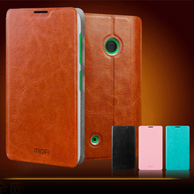 Оригинал MOFI Lumia 530 чехол, Роскошный кошелек Стенд кожаный чехол для Nokia Lumia 530 с мобильного телефона случаях