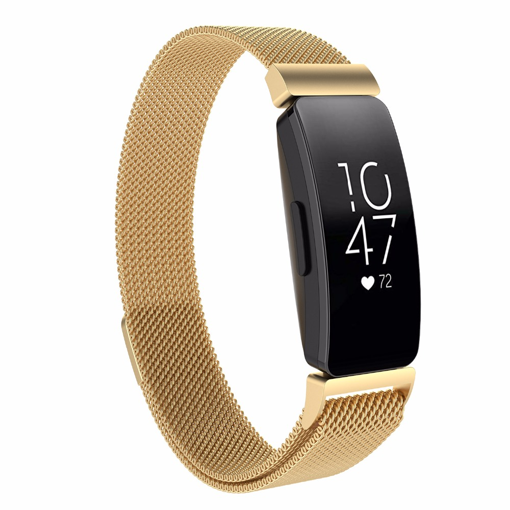 Image 5 - multi color strap for fitbit inspire metal strap inspire HR For fitbit inspire / inspire HR metal wristband  fitbit flex-in Smart Accessories from Consumer Electronics