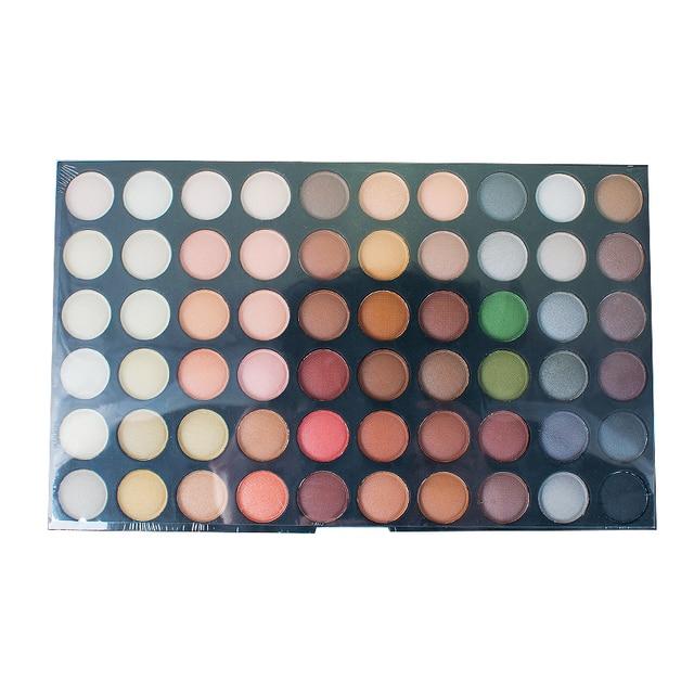 Free Shipping  Hot  Sale Eye Makeup 2016 Fashion 120 Colors  Eye Shadow Shimmer Matte Cosmetic Eyeshadow Palette Set for women