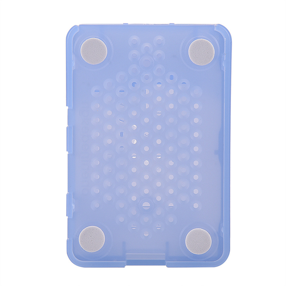 DIY Case Cover Shell for Raspberry Pi 3 / 2 / B+ Demo Board Accessories Protective Case for Raspberry
