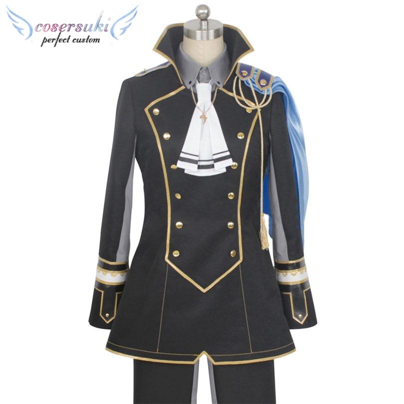 IDOLiSH7 Tsunashi Ryunosuke Cosplay Costumes Stage Performence Clothes Perfect Custom for You