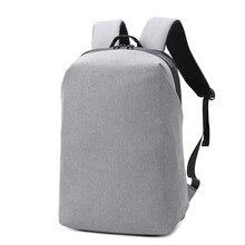 Men Backpack Oxford Travel USB Urban Laptop Backpacks Men School bags Male Waterproof Travel Backpack for Students Soft Fashion