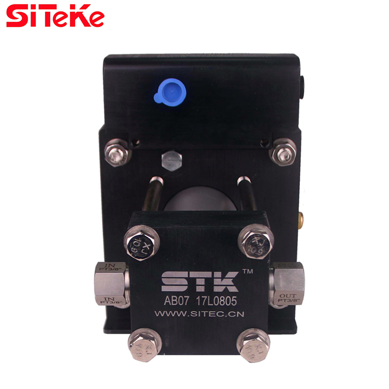 SITEKE Air Pressure Booster Pump AB07 7 1 Ratio Increasing pressure to Max 58 1 Bar Min driving gas pressure 3 4 Bar in Pumps from Home Improvement