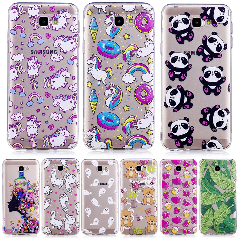 Soft TPU For Coque Samsung Galaxy J7 Prime Case Silicone Cover For Samsung J7 Prime Phone Cases For Galaxy J7...  samsung j7 prime case   Samsung Galaxy J7 Prime 360° protect case #3 (GC) Soft TPU For Coque font b Samsung b font Galaxy font b J7 b font font