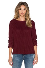 Cashmere Sweater Women Sweaters and Pullovers Women Fashion Simple Solid Color Sweater Bottoming Es1021