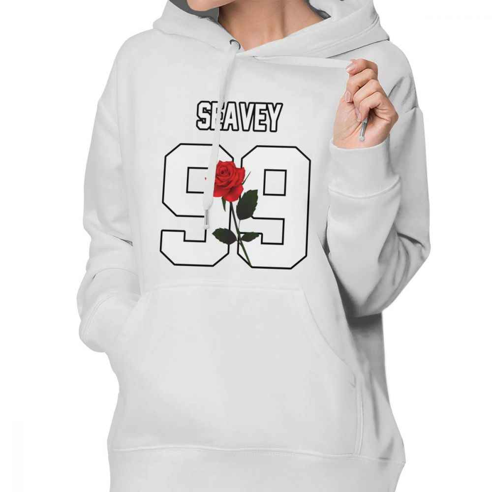 a0a46cd26 ... Why Dont We Hoodie Daniel Seavey Rose Hoodies Long Sleeve Cotton Hoodies  Women Sexy Large White ...