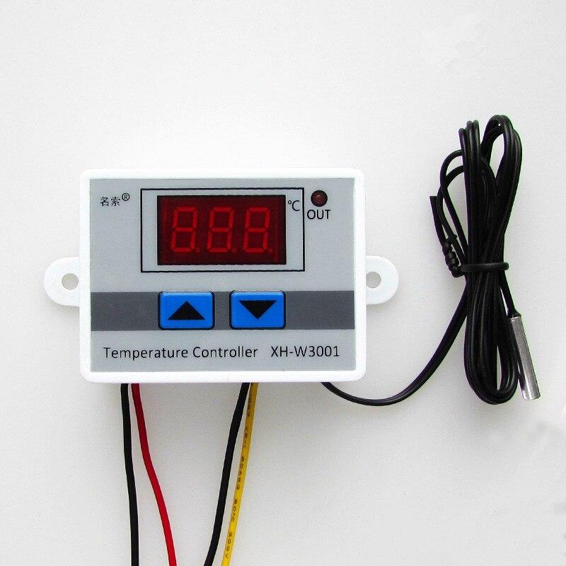Acheter Thermostat numérique de Haute précision température Incubateur commutateur micro ordinateur numérique contrôleur d'affichage de Pièces de chauffe-eau électrique fiable fournisseurs