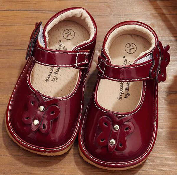 little girls squeaky shoes squeakers 1