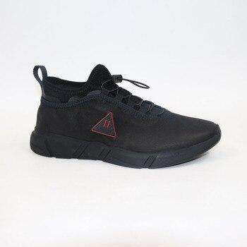 Повседневная кожаная обувь; мужские кроссовки