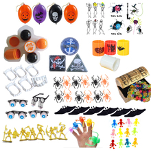 Free ship great value 80pc HALLOWEEN theme toy assortment party toys favors gifts loot bag pinata fillers kids
