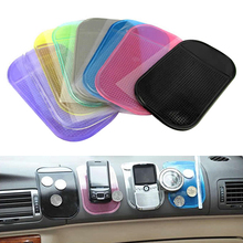 2016 New High Quality Car Magic Anti-Slip Dashboard Sticky Pad Non-slip Mat GPS Mobile Phone Holder Safe and Easy Necessity 7CM3