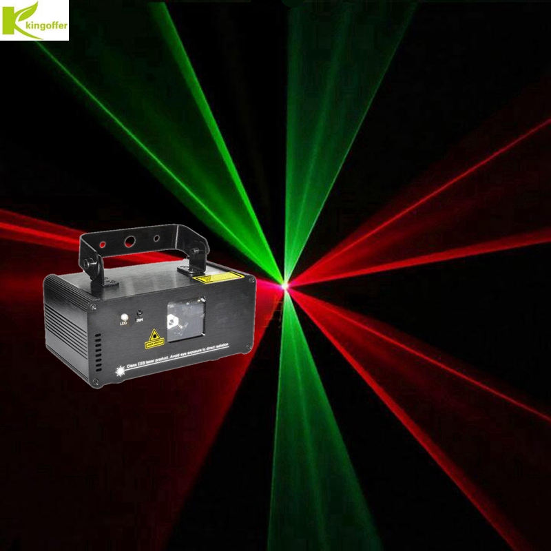 Kingoffer Remote Control DMX512 RGY Laser Stage Lighting Scanner Effect Dance DJ Disco Party Show Light Xmas Projector Lamp aucd mini ir remote dmx512 3d effect 250mw rgy laser dpss scanner light pro dj disco party stage lighting show system tdm rgy250