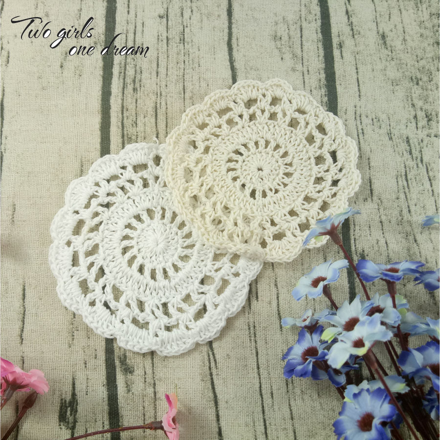 10CM Round Wedding Centerpieces Round Doilies For Wedding Gift ...
