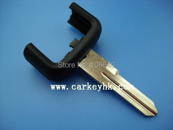 High quality Opel remote key head with left blade
