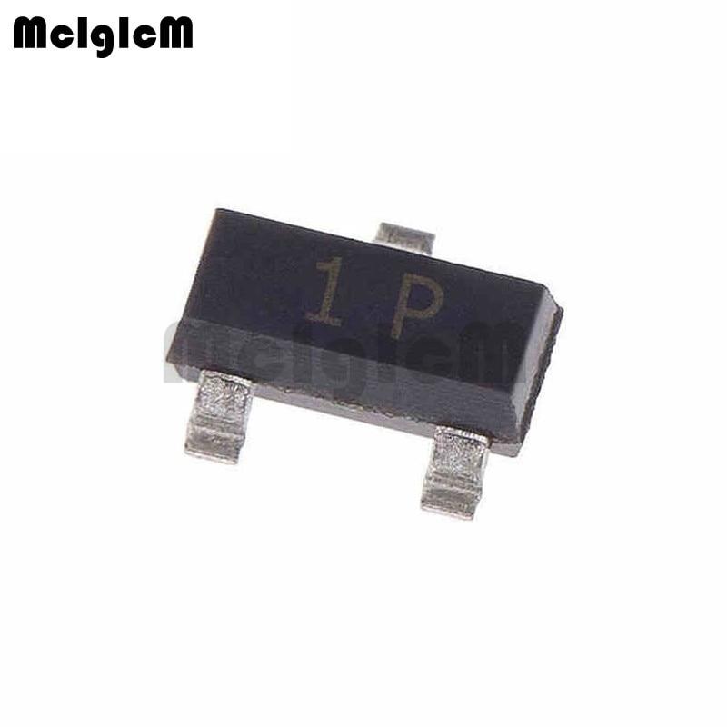 MCIGICM MMBT2222A 100 PCS SOT-23 MMBT2222 2N2222 SMD General Purpose Transistors NPN 40V 0.6A Free Shiiping,mmbt2222