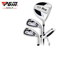 PGM Genuine Golf Club Lady Practice Half Sets Of Primer Beginner Pole 4 Commonly Used Rod