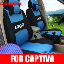 CARTAILOR car seats fit for Chevrolet captiva auto styling seat protector interi