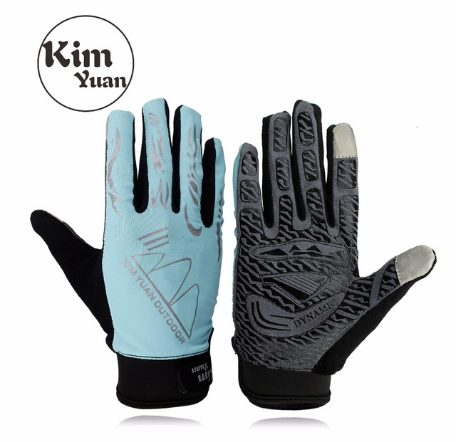 US $12 79 20% OFF|KIM YUAN 037/38 Touch Screen Sun Protection Safety  Gloves, for Mountain Biking, Running, Hiking,General Using, Suits Men &  Women-in