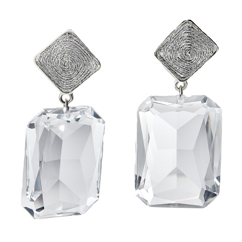New-Fashion-Transparent-Crystal-Resin-Drop-Earring-For-Women-Vintage-Acrylic-Large-Geometric-Statement-Earring