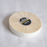 2.54cm(1inch)*36yards Ultra Strong Double Adhensive Tapes For Toupee/Double Tape Hair Extensions/Lace Wigs