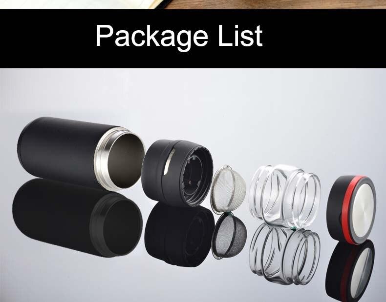 Frascos de vacío portátiles al aire libre de 550 ml Termos | Taza - Cocina, comedor y bar - foto 6