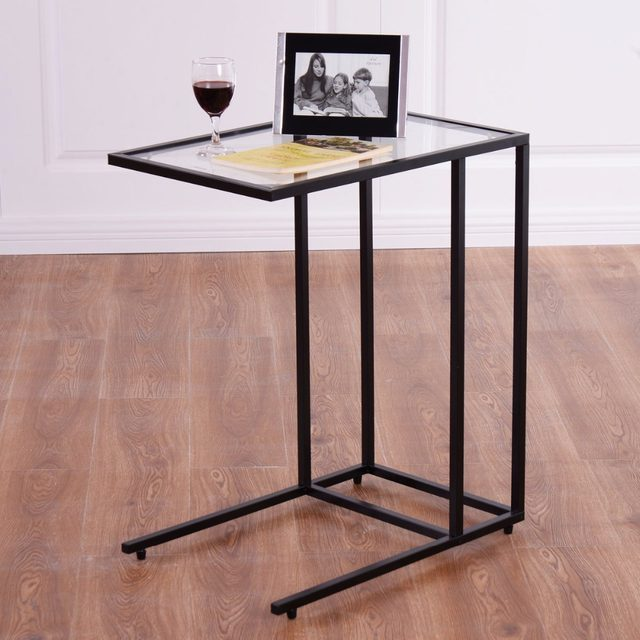 Online Shop Coffee Tray Side Sofa End Table Ottoman Couch Stand TV ...