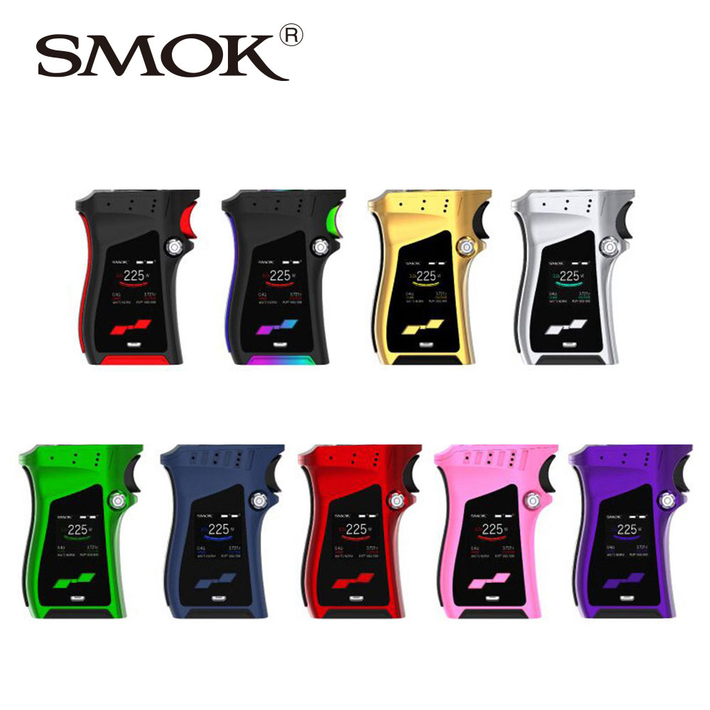 Clearance Price! SMOK MAG 225W TC Box MOD 225W Output with VW/TC/MEMORY Modes Gun-handle Appearance TFV12 Prince/TFV8 AtomizerClearance Price! SMOK MAG 225W TC Box MOD 225W Output with VW/TC/MEMORY Modes Gun-handle Appearance TFV12 Prince/TFV8 Atomizer