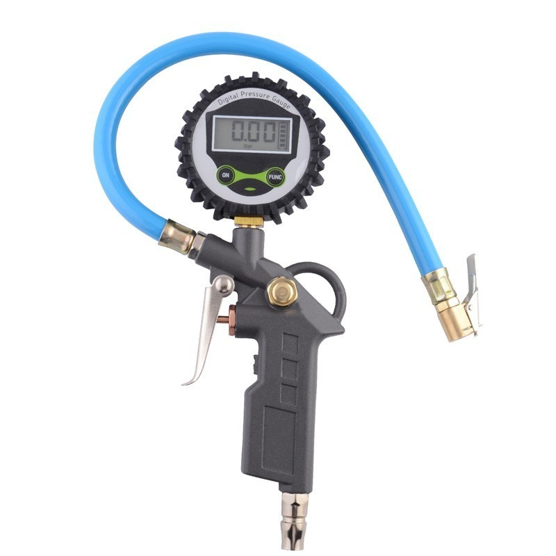 Durable Digital Car Truck Tire Pressure Gauge Meter Tester  Inflator Deflating