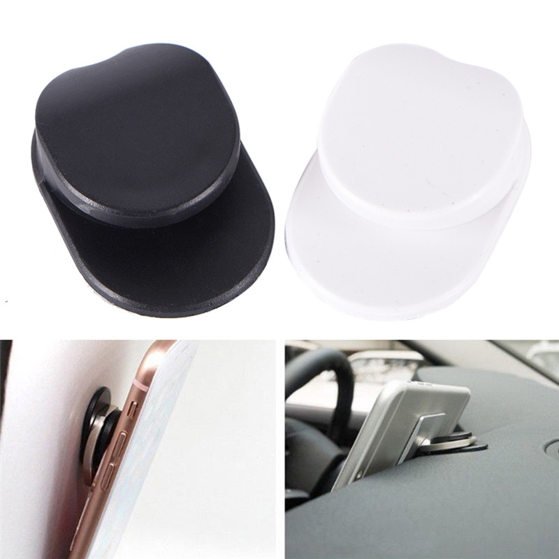 10pcs Auto Car Mount Sticky Holder Hook For Finger Ring Mobile Phone Stand New