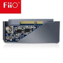 Fiio x7/x7 용 fiio am3a 밸런스드 타입 헤드폰 앰프 모듈 x7 플레이어 액세서리 용 mkii 앰프 모듈