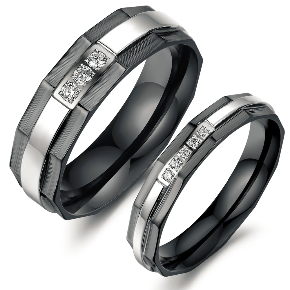 Popular Couples Ring Set-Buy Cheap Couples Ring Set lots from ...