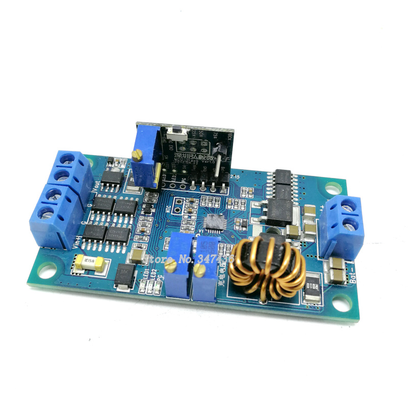 8A lithium battery lead-acid battery module constant current constant voltage DC UPS uninterruptible power supply undervoltage