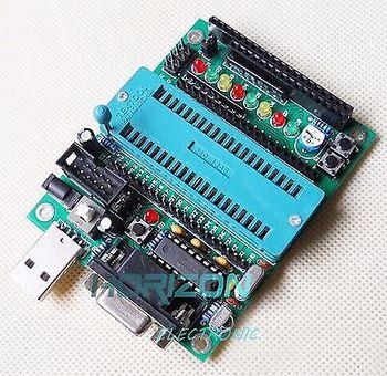C51 AVR MCU development board DIY learning board kit