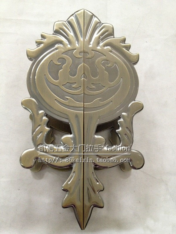 European art carved bronze glass door handle door handle door handle Chinese Hotel modern chinese antique carved door handle glass door bronze doors handle european door handle