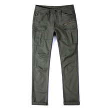 Men Loose Military Style Army Pockets Cargo Pants