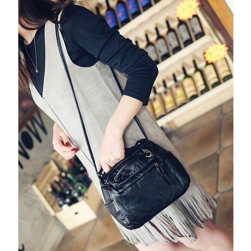 Women Bag PU Leather New Arrival Women Handbag Fashion Shoulder Bags Small Casual Crossbody Bag Retro