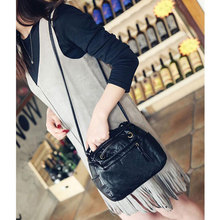 Women Bag PU Leather New Arrival Women Handbag Fashion Shoulder Bags Small Casual Crossbody Bag Retro Totes brand Messenger Bag